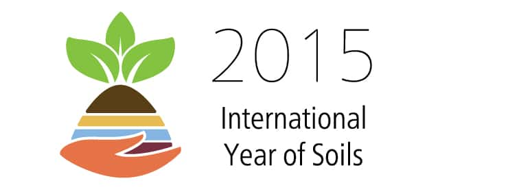 December 5th is World Soil Day
