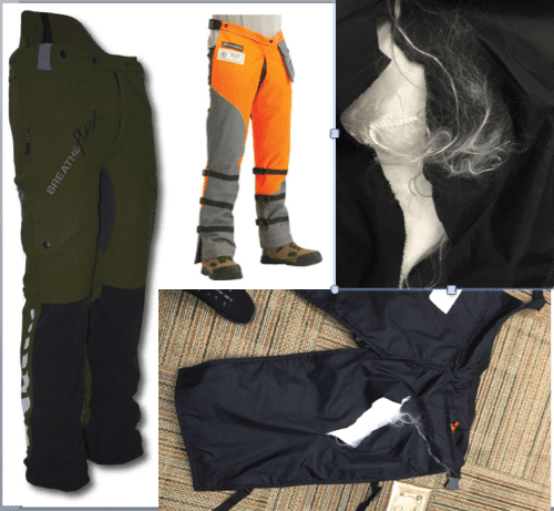Chainsaw Chaps or Pants